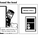 Bill the Klingon - Round the bend