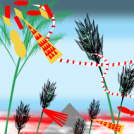 La fiesta de Tanabata (Otoño)