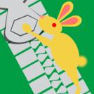 Zip Line Bunnies