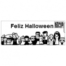 Strip Generator Desea Feliiz Halloween