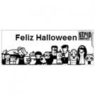 Strip Generator Desea Feliiz Halloween