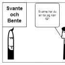 Svante och Bente