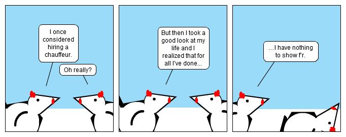 Crossing The Rolls