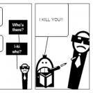 I-ki knock knock joke