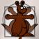 Aussies' - Vitruvian kangaroo
