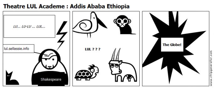 Theatre LUL Academe : Addis Ababa Ethiopia