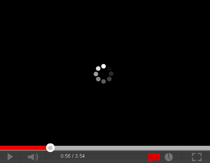 Loading Upload Video