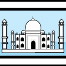Taj Mahal for Elephant
