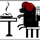 The Average Housefly