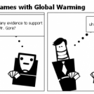 Playing Games with Global Warming