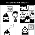 Skater Dudes-Hanging Out With Vampires