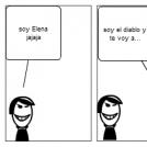 Elena VS Diablo