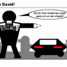 Sorry David!