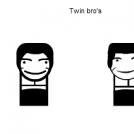 Twin bro's