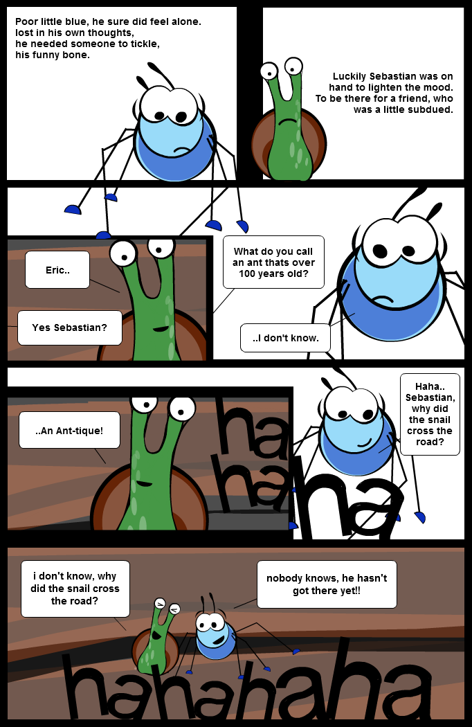Ant Hill: Page 14