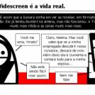 Jussara - Widescreen é a vida real.