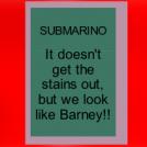 SUBMARINO- contest entry