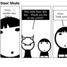 Psychosis #3 - When the Door Shuts