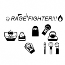 Rage Fighter Cover