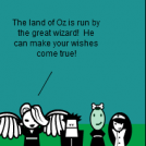 The Wizard of Oz Part 2