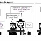 Dan&Stan pt 7 Tiger Woods guest