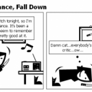 Dance, Dance, Fall Down