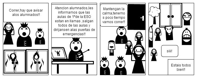 PLAN DE EVACUACIÓN DEL I.E.S BOVALAR!!