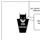 Fail Batman strip