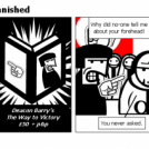 Bill the Klingon - Banished