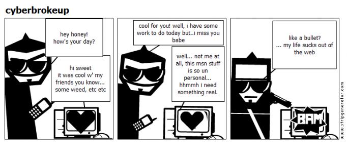 cyberbrokeup