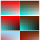 Tutorial: Variations on a 4 Colour Pallette