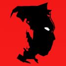 Devil - head first sketch