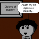 How I get my diploma of stupidity - Prologue