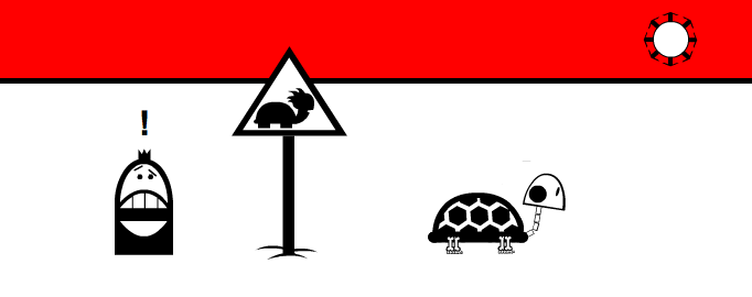 Desert Turtle Crossing?