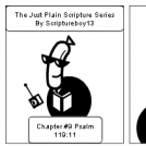 The Just Plain Scripture Series/ Chapter # 9