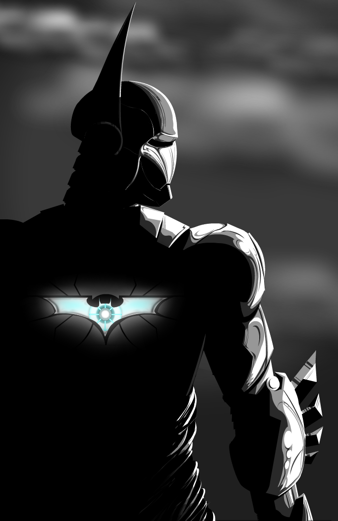 The Iron Batman