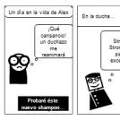 Un día en la vida de Alex