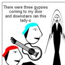 Raggle-Taggle Gypsy