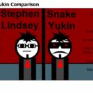 Stephen and Snake Yukin Comparison