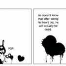 AN UNHEARTY TALE
