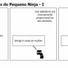 As Grandes Histórias do Pequeno Ninja - I