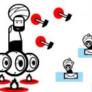 Mohamed Marreta vs Dr. Rasputin e os 7 Macacos