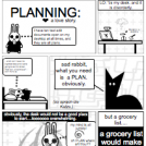 Planning: a love story
