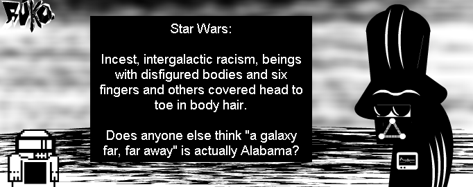 Intergalactic Racism