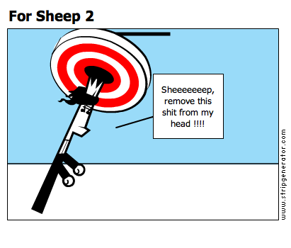 For Sheep 2