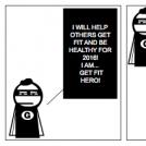 Adventures of GET FIT HERO