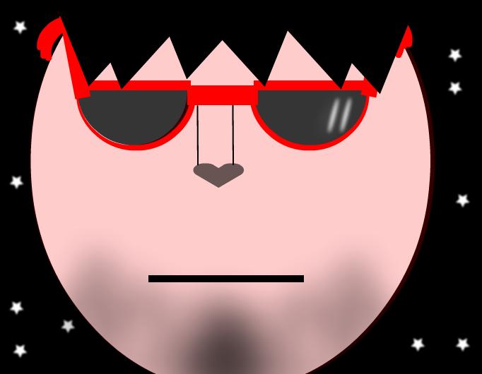 Stunna glasses at night