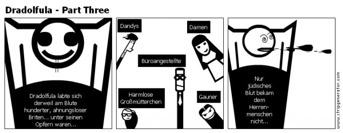 Dradolfula - Part Three