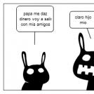 filosofia conejo, hijos