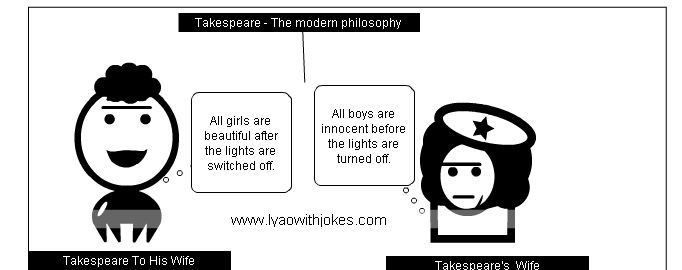 Takespeare - Modern Philosophy